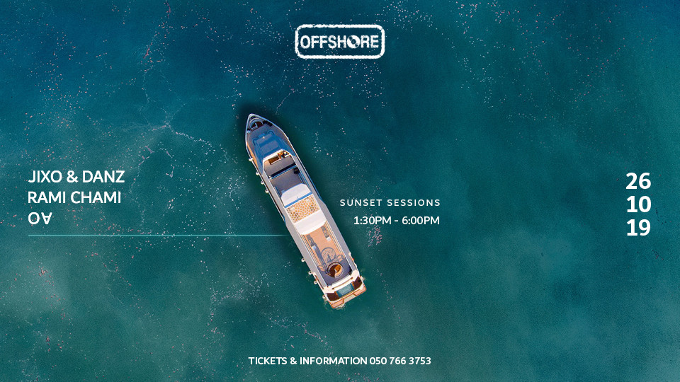 Offshore sunset sessions,Desert Rose,Yacht Cruises