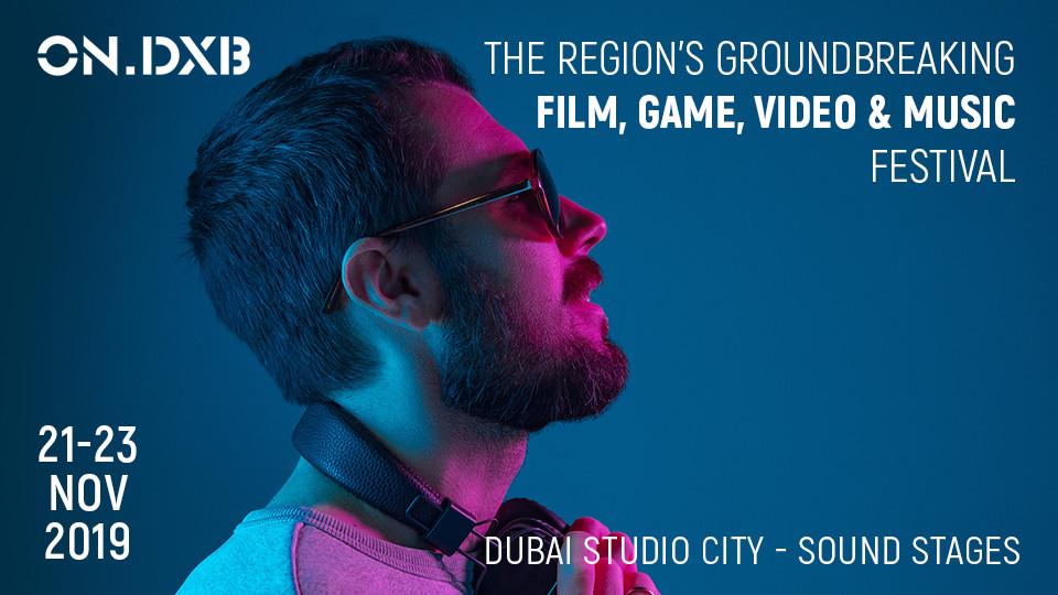 ON.DXB,Sound Stages – Dubai Studio City,Conventions