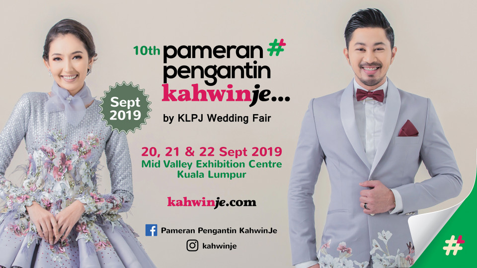 Pameran Pengantin KahwinJe by KLPJ Wedding Fair (SEPTEMBER 2019), Saigon Exhibition & Convention Center, Exhibitions