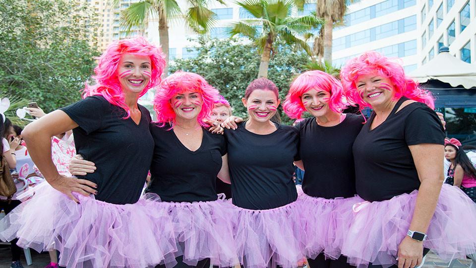 Pink Ladies Challenge - Dubai,Sheraton Beach Resort,الأحداث الرياضة