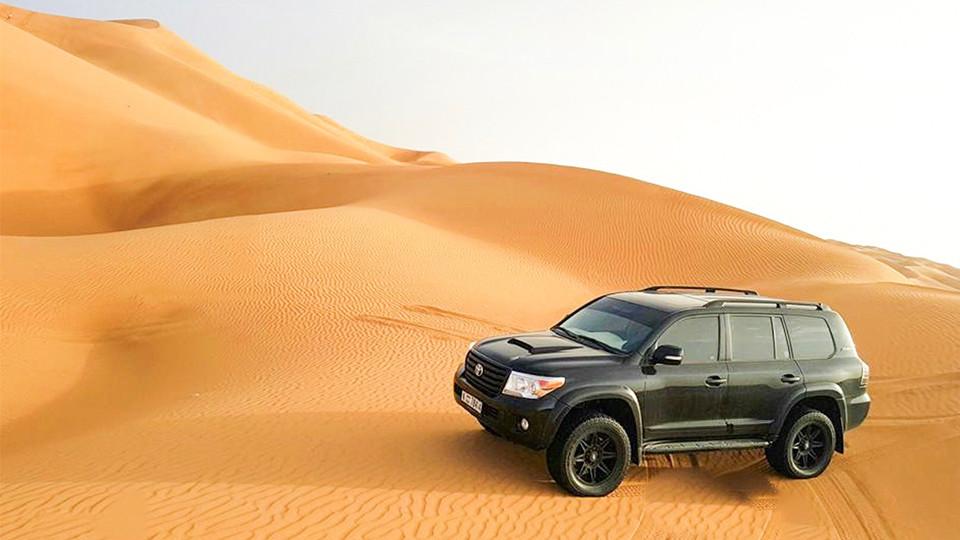 Premium Desert Safari with Romantic Dinner,Dubai,رحلات سفاري في الصحراء