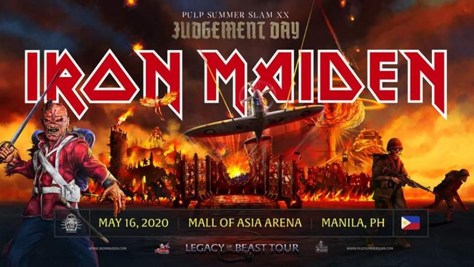 PULP Summer Slam XX: Judgement Day,Metro Manila