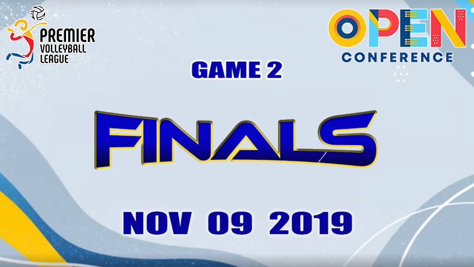 PVL Open Conference Season 3 Finals Game 2, Filoil Flying V Arena, Premier Volleyball League