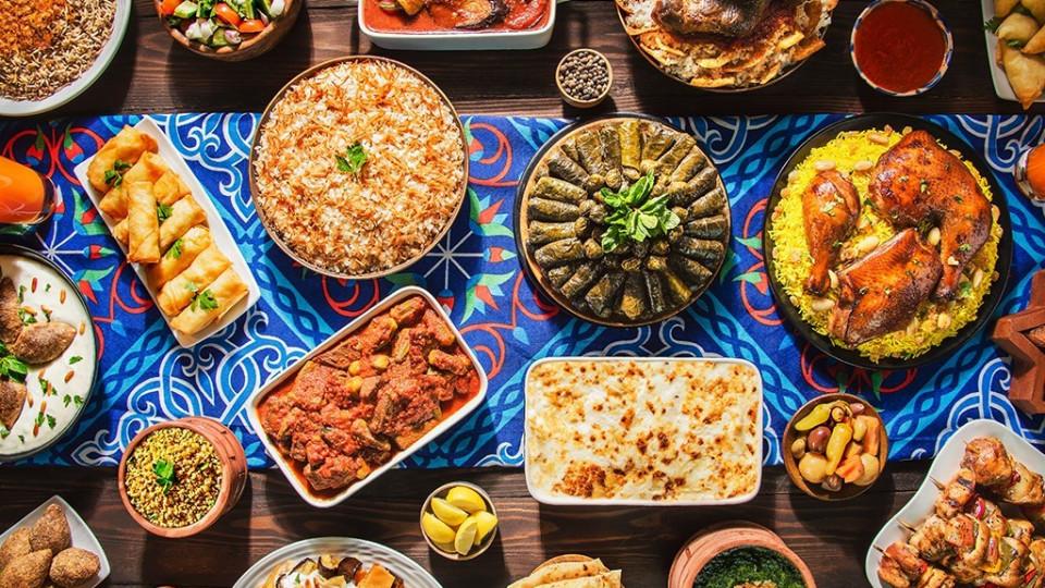 Ramadan Iftar at The H Dubai, The H Hotel, Ramadan