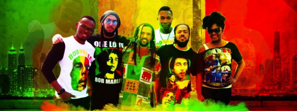 Reggae on The Creek, Dubai, الحفلات الموسيقية