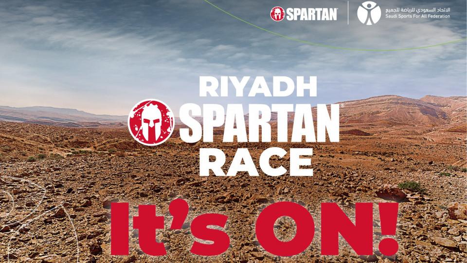 Riyadh Spartan Race️ 2020,Dirab Park,Sports Events
