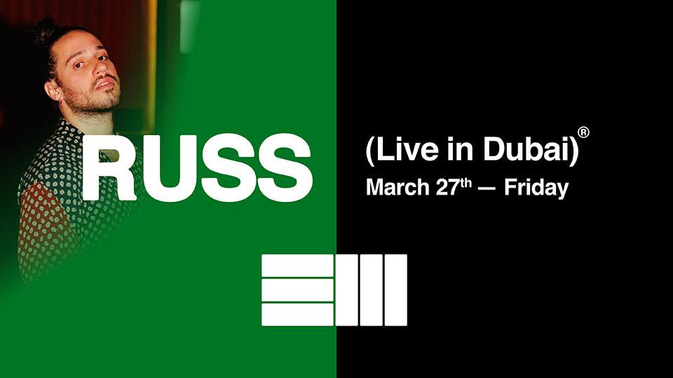 RUSS Live in Dubai,Coca-Cola Arena,Popular, Coca-Cola Arena Events