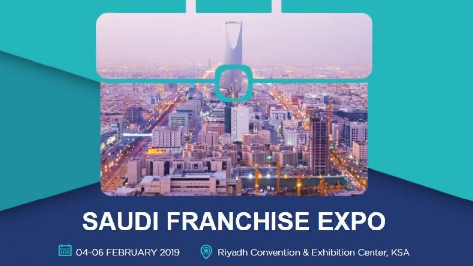 Saudi Franchise Expo,Riyadh