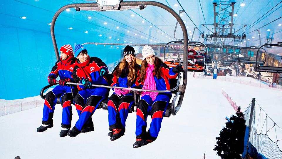 تذاكر ل التزلج في سكي دبي Platinumlist Net