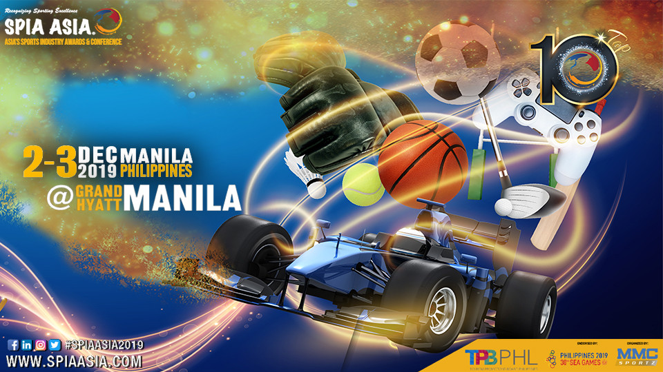 SPIA Asia - Asia's Sports Industry Awards & Conference 2019,Grand Hyatt Manila,Business Events, Conferences