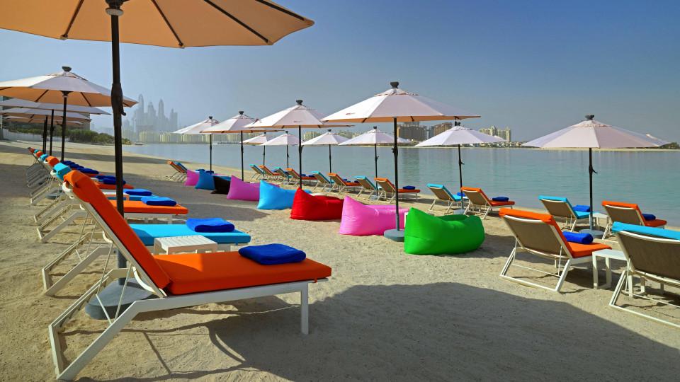 Staycation at Aloft, The Palm, Aloft, Palm Jumeirah, Staycation Offers