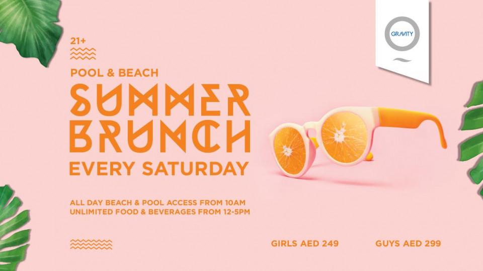 Summer Brunch,دبي