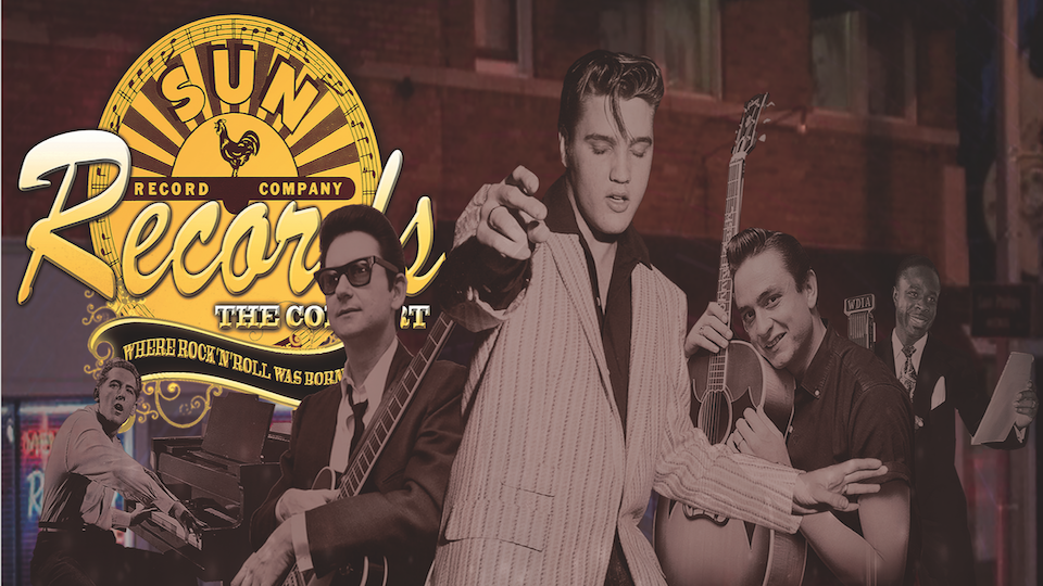 Sun Records - The Official Show, Queen Elizabeth 2, Shows