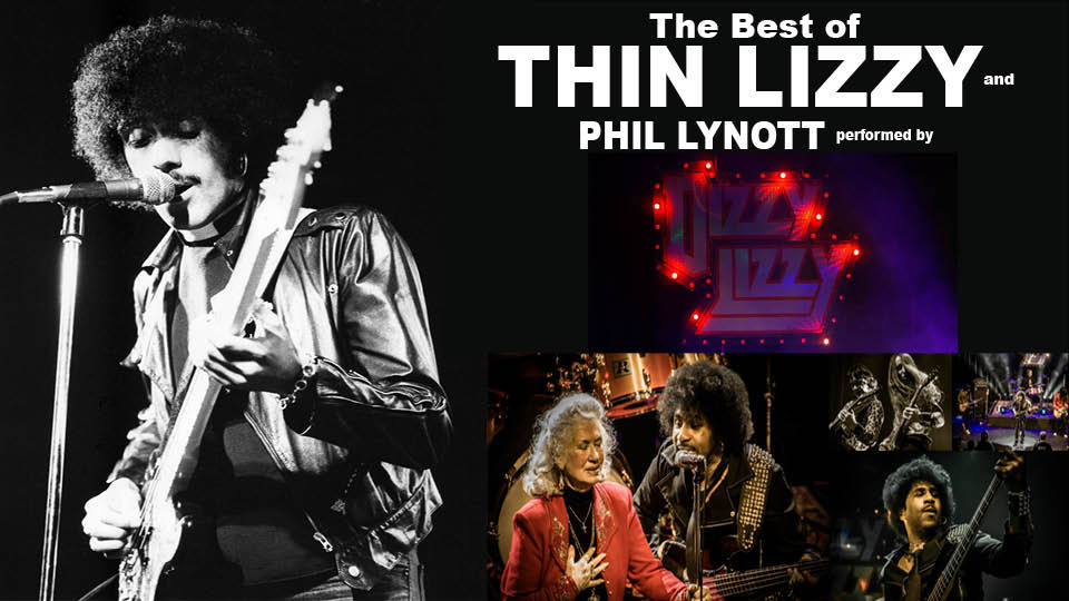 The Best of THIN LIZZY,أبوظبي