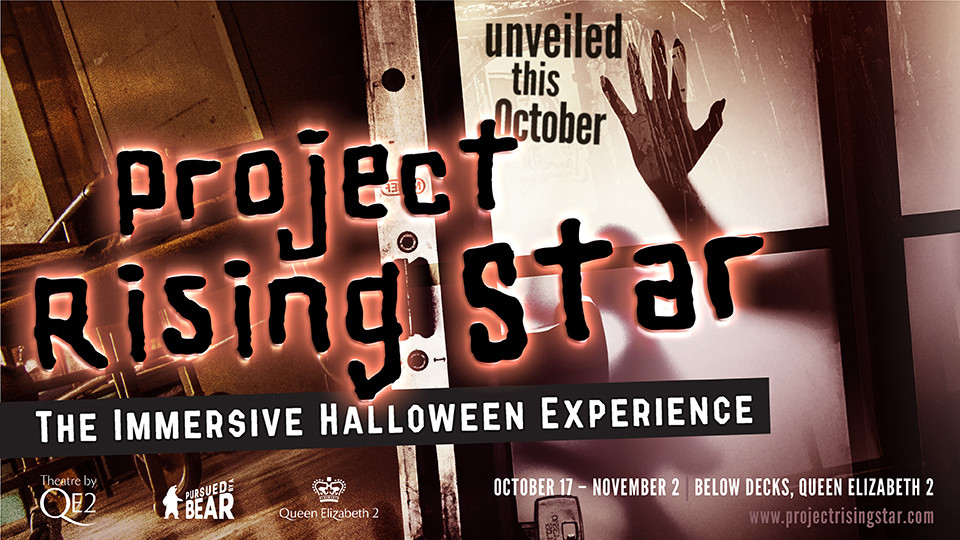 The Immersive Halloween Experience at the QE2,Theatre by QE2,Halloween, Indoor Attractions