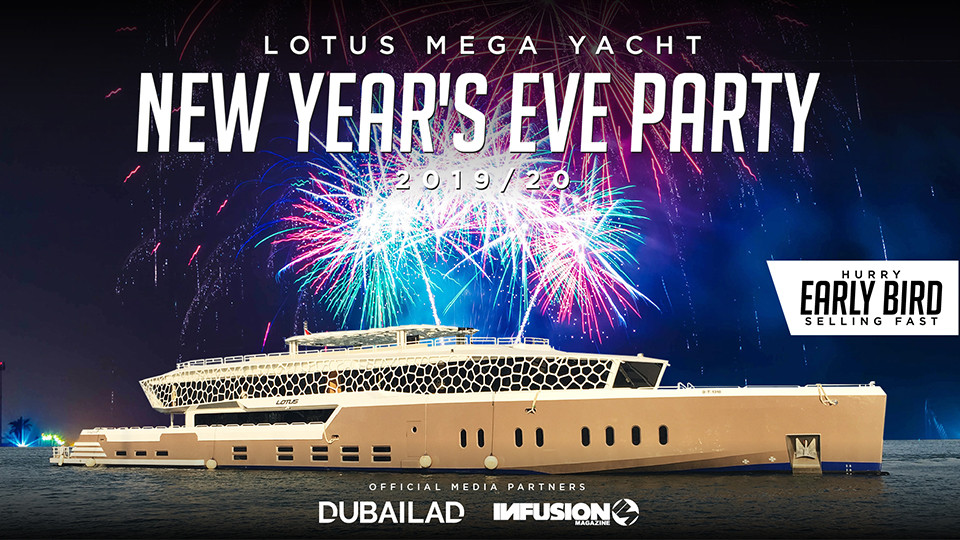 The Lotus Mega Yacht New Year's Eve 2020 NYE,Lotus, pier 7,New Years Eve Events, Yacht Cruises