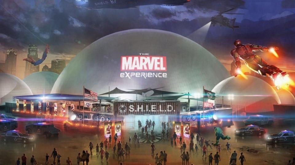 The Marvel Experience KSA,Jeddah