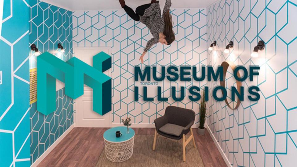 The Museum of Illusions,Museum Of Illusions, Dubai, Al Seef - Dubai Creek - Dubai - Dubai,Indoor Attractions