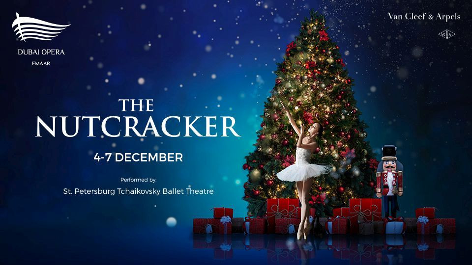 The Nutcracker At Dubai Opera,Dubai Opera,Classical Events