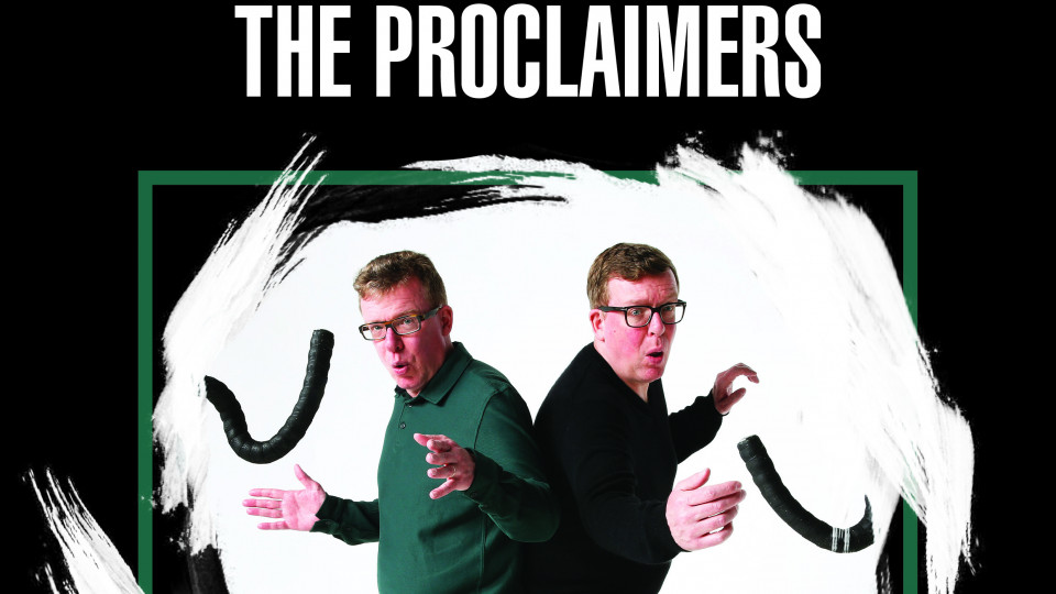 The Proclaimers Live in Dubai,دبي