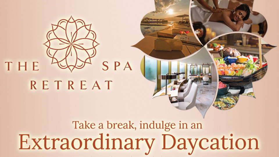 The Retreat Spa (Extraordinary Daycation),Okada MANILA,ĐIỂM THAM QUAN DU LỊCH, Special Offers