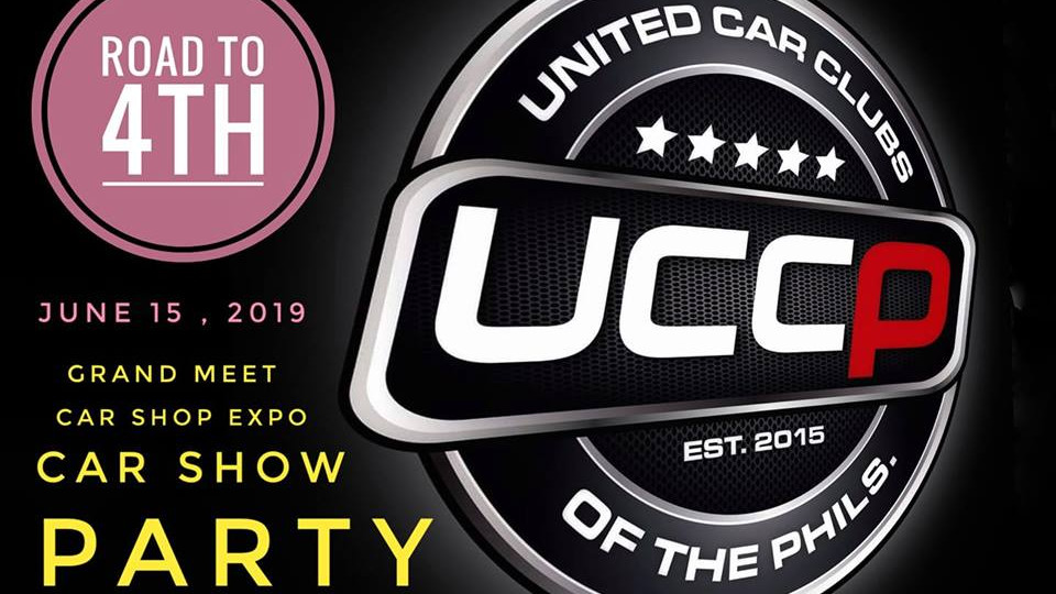 United Car Clubs of the Philippines 4th Year Anniversary,Metro Manila