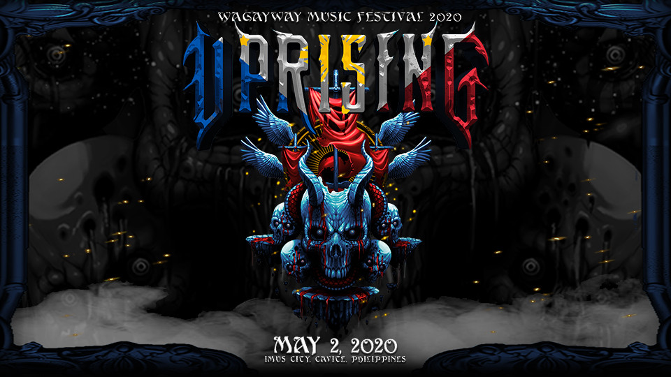 Uprising Wagayway Music Festival 2020 *POSTPONED,Typecast