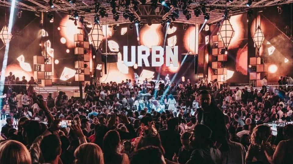 #URBN | Every Saturday at WHITE Dubai,WHITE Dubai,Urban