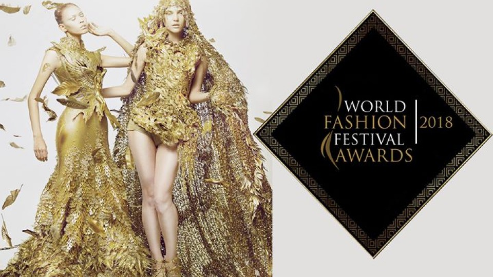 World Fashion Festival Awards 2018,Dubai