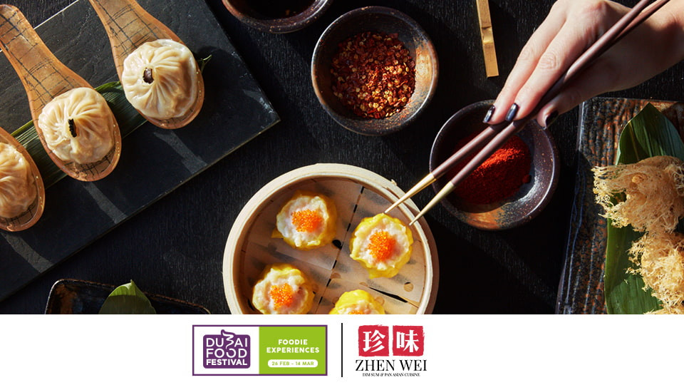 Zhen Wei's Pan-Asian cooking class, Caesars Palace Bluewaters Dubai, Master Classes